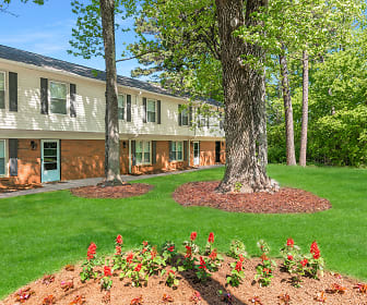 Tryon Forest Apartments, Eastway, Charlotte, NC