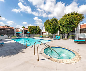 Pool, Kendallwood Apartments