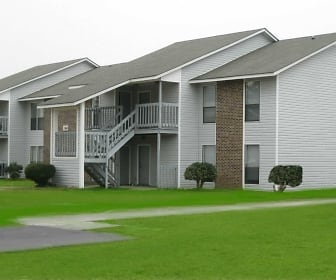 Cooper's Ranch Apartments, Overhills High School, Spring Lake, NC