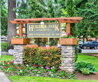 Heritage Park, South Capitol, Olympia, WA