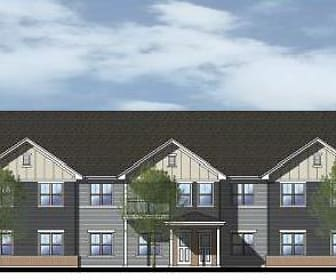 Building, Lake Delton Apartment Homes