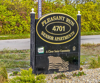 Pleasant Run Senior Apartments, South Side, Indianapolis, IN