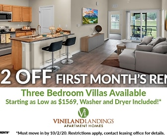 Vineland Landings Apartments, Sherwood Forest, Kissimmee, FL