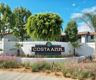 Community Signage, Costa Azul Senior Living