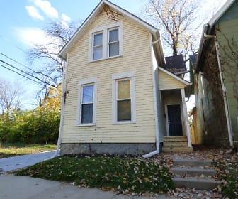 739 McAllister Avenue, German Village, Columbus, OH