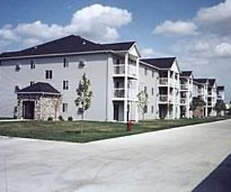 Building, Brandy Hill Center Apartments