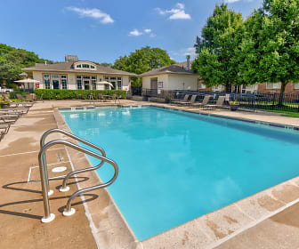 Pool, Pleasure Bay Apartments