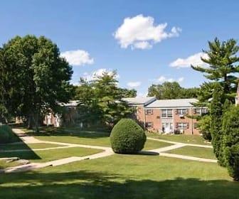 Plymouth Gardens, Bryn Mawr College, PA