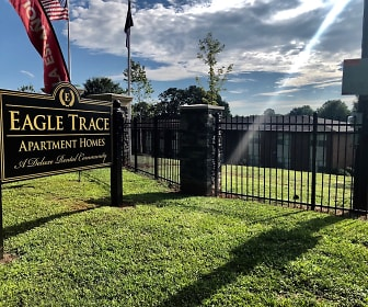 Community Signage, Eagle Trace Apartment Homes