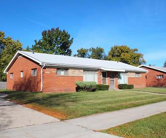 Campbell Row Apartments, Warren, MI