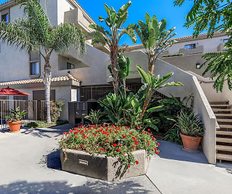 Glenoaks Terrace Apartments, North Euclid, Anaheim, CA