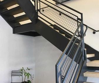 Fitness Weight Room, Innerbelt Lofts