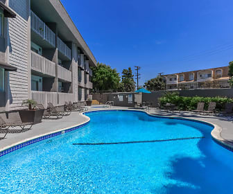 Pacific View Apartment Homes, Signal Hill, CA