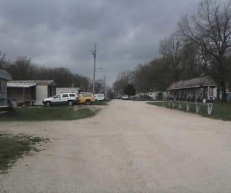 Exterior, Oak Hill Mobile Home Park