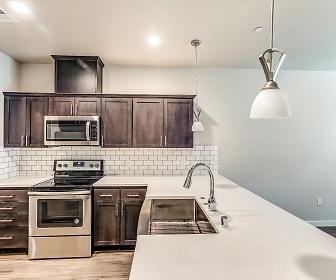 Kitchen, Masterpiece Parke