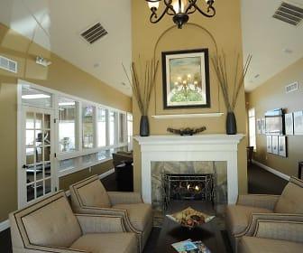 Living Room, Fairway Park Luxury Apartments