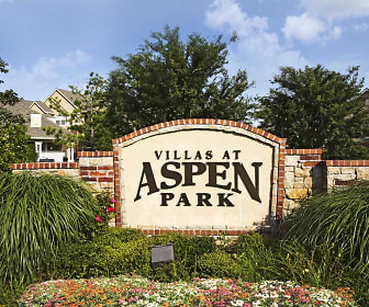 Community Signage, The Villas At Aspen Park