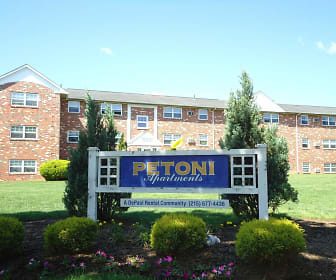 Petoni Apartments, Northeast Philadelphia, PA