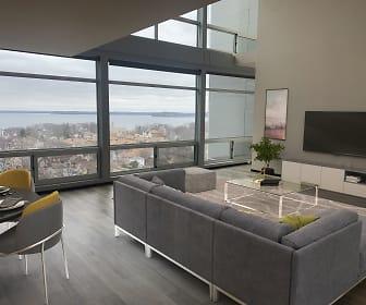 Galaxie High Rise Apartments, Edgewood College, WI
