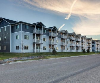 Sidney Apartments, Fairview, MT