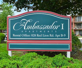 Ambassador Apartments, Bustleton, Philadelphia, PA