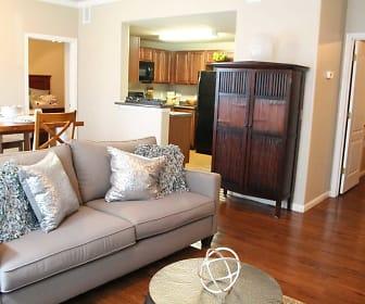 Living Room, Island Villa
