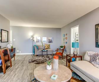 Three Rivers Luxury Apartments, St John The Baptist School, Fort Wayne, IN