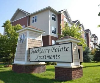 Building, Blackberry Pointe Apartments
