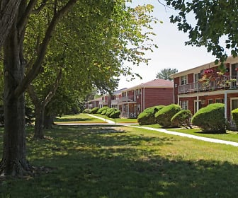 West Park Manor, Ocean Township High School, Oakhurst, NJ