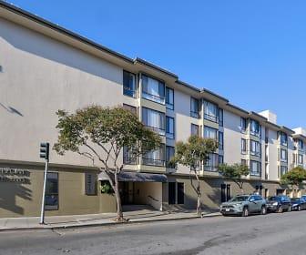 NorthPoint Apartments, Fishermans Wharf, San Francisco, CA