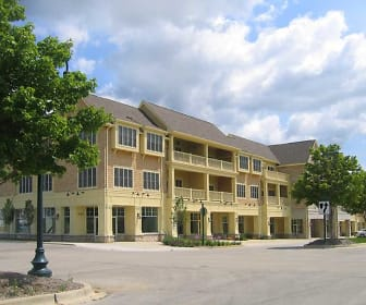 Building, The Village At Mill Creek