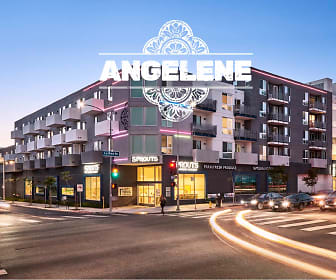 Angelene, Fairfax District, Los Angeles, CA
