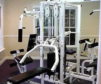 Fitness Weight Room, Avia Riverside
