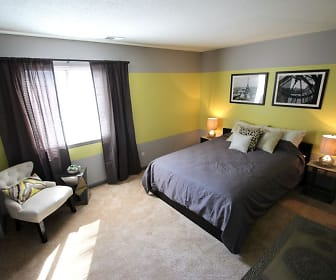 Landmark Apartments & Townhomes, Crooked Creek, Indianapolis, IN