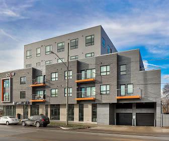 Building, 601 West