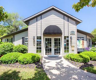 Park West Club, Monroe County Community College, MI