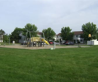 Playground, Port Crescent Apartments