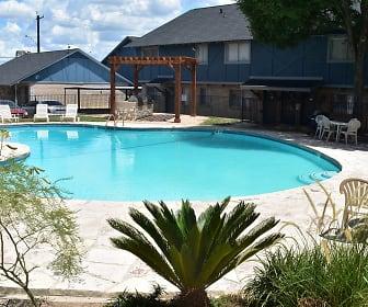 Pool, Brix at Terrell Hills