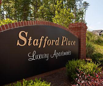 Stafford Place, Flat Rock Middle School, East Flat Rock, NC