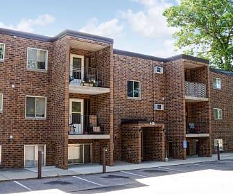 Building, Oak Hill Estates
