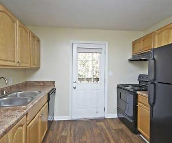 Kitchen, Belmont Crossing