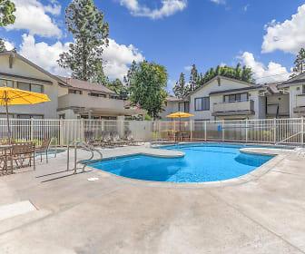 Pool, Park City Apartment Homes