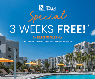 The Nolen, Cleveland Street District, Clearwater, FL
