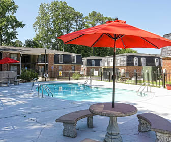 Pool, The Park at Forestdale