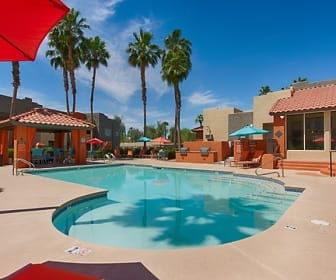 Pool, Palm Valley Apartment Homes