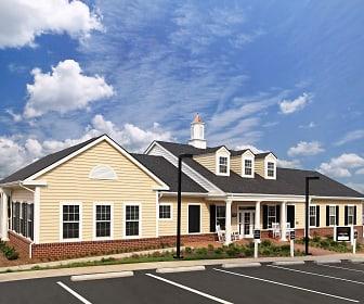 Building, Abbington Crossing