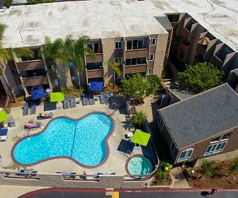 Pool, Pacific Bay Club