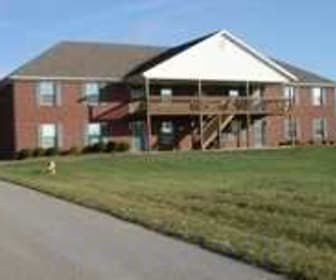 Building, Edwardsville Trace Apartments