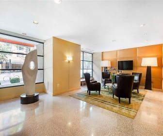 Lobby, Ellicott House Apartments