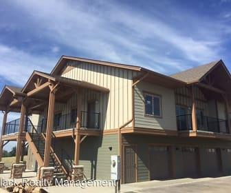 Building, 5805 S. Ben Burr Road
